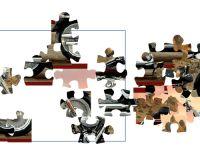 Motorrad Puzzle